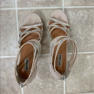 Sparkly Wedges Size 8.5